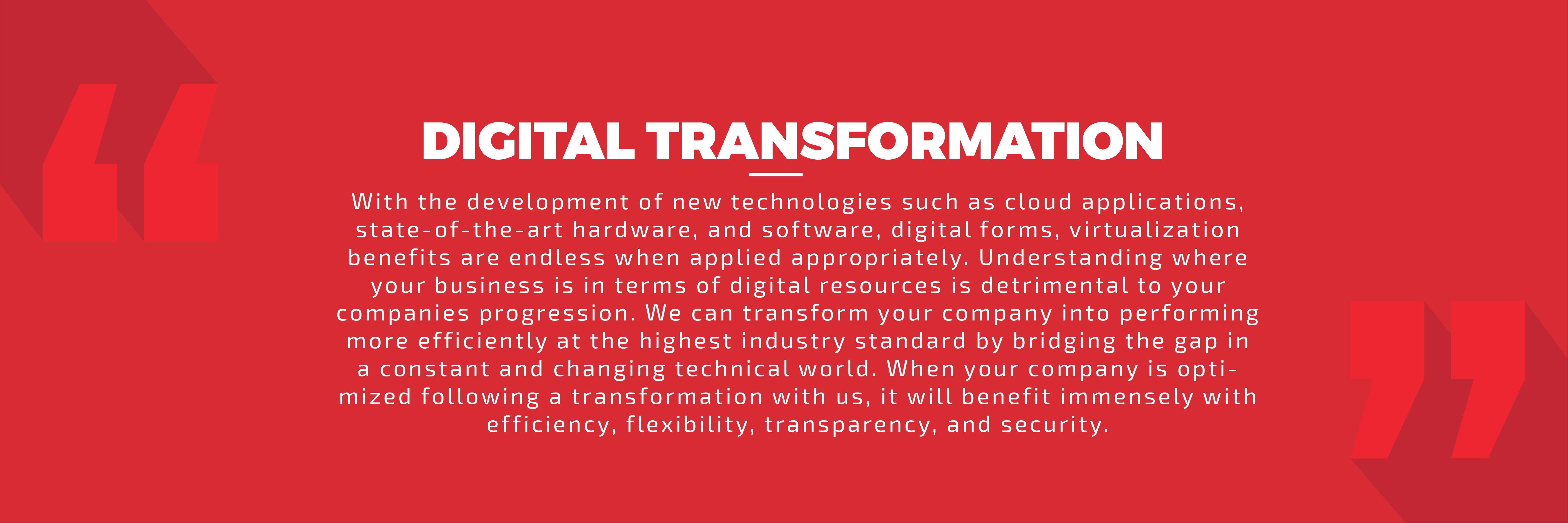 Digital Transformation by ECKOO